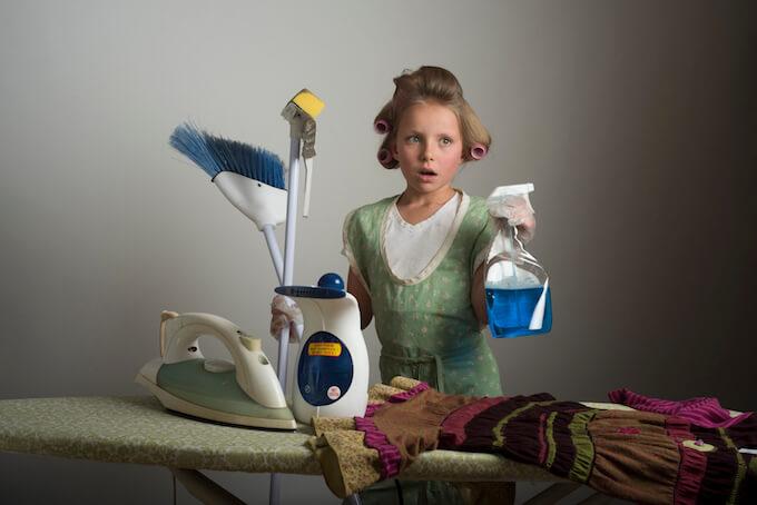 家事代行サービスとハウスクリーニングの決定的な違いとは