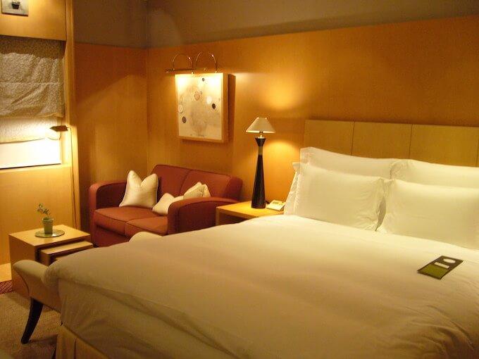 外国のホテル