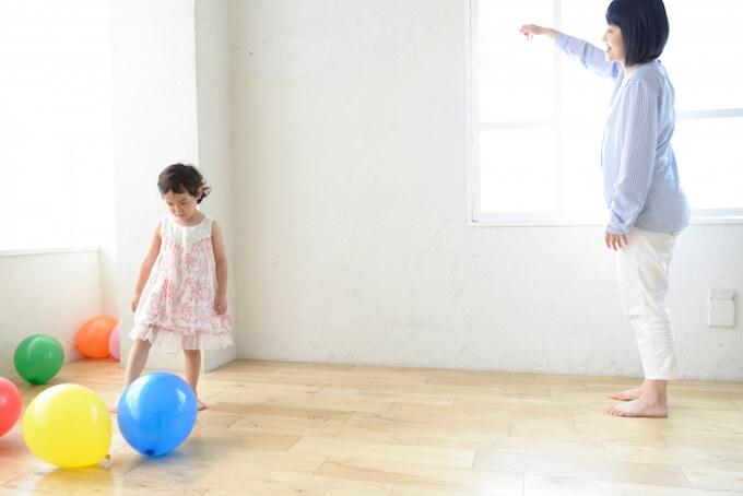 子ども遊び