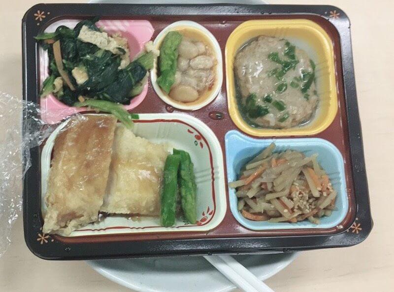 食宅便の冷凍弁当セット体験談